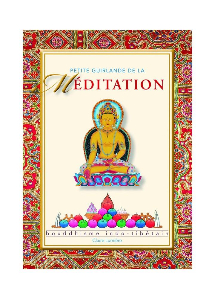 Livre des éditions Claire Lumière. Bouddhisme tibétain. Beau livre méditation. Comprendre