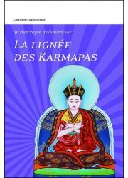 Livre des éditions Claire Lumière. Bouddhisme tibétain.  Grands Maîtres bouddhistes. Karmapas, Lama Tcheuky Cheuky Sénguè