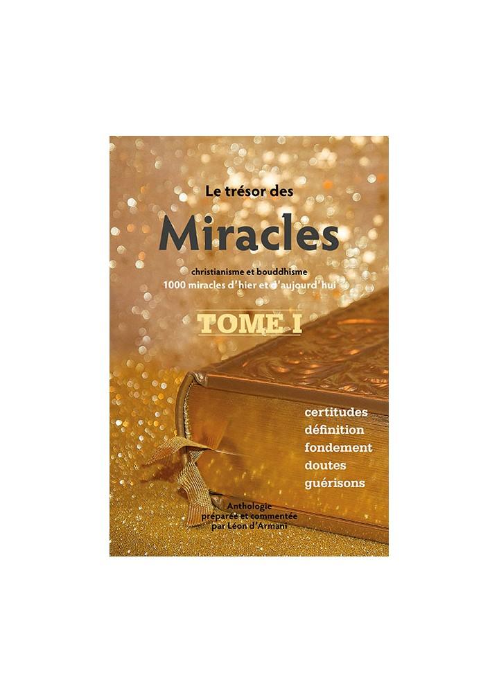 Le trésor des miracles , tome 1, Editions Claire Lumière Le-tresor-des-miracles-tome-1