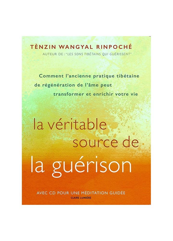 Livre des éditions Claire Lumière. Bouddhisme tibétain.  Mise en pratique du bouddhisme et méditations. Spiritualité et guérison