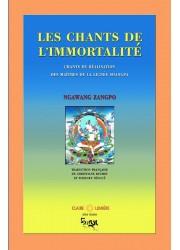 Livre des éditions Claire Lumière. Bouddhisme tibétain. Chants du Tibet, beau livre