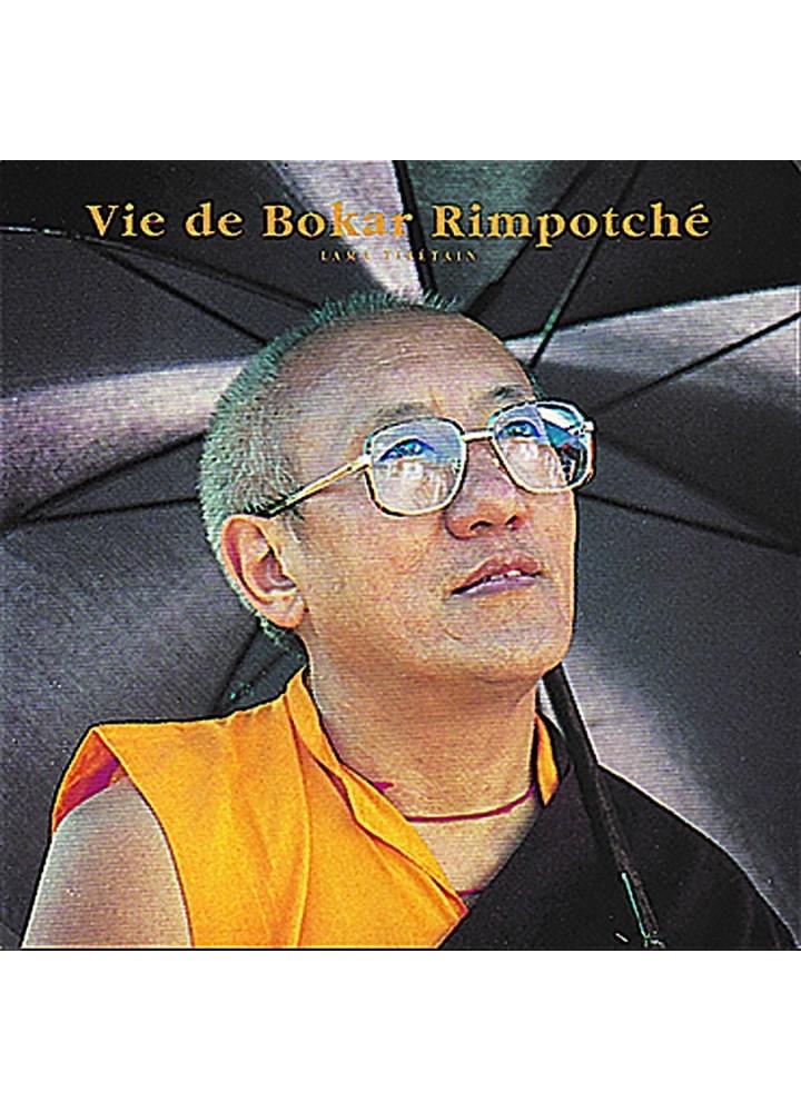 Livre des éditions Claire Lumière. Bouddhisme tibétain. Biographie de Bokar Rimpoche