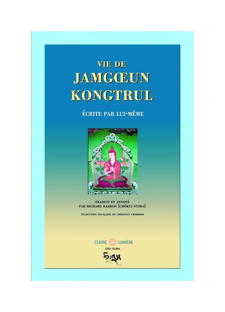 Livre des éditions Claire Lumière. Bouddhisme tibétain. Biographie et témoignage