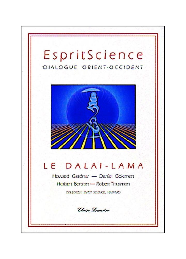 Livre des éditions Claire Lumière. Bouddhisme tibétain. Science et connaissance de la sagesse. Compréhension profonde