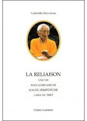 Livre des éditions Claire Lumière. Bouddhisme tibétain.Ka lou Rimpoche Grand Maître et témoignage disciple.